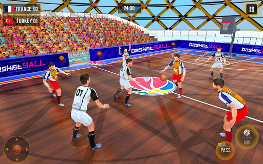 Fanatical Star Basketball Game: Slam Dunk Master 2.0 7