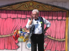 Photo: Il fantastico spettacolo di cabaret magico del mago Marti