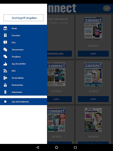 connect Magazin screenshot 9