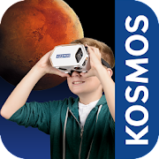 App Icon for Kosmos Virtual Reality App App in Czech Republic Google Play Store