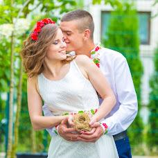 Wedding photographer Yuriy Rizhok (Yurigi55). Photo of 26.07.2017