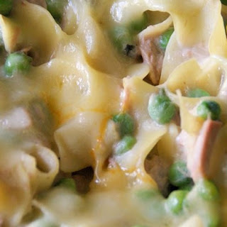 Easy Tuna Casserole Cream Of Mushroom Soup Recipes