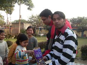Photo: Our Team leaders at Manisha Mandir, 2009