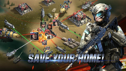 Warfare Strike:Global War android2mod screenshots 10