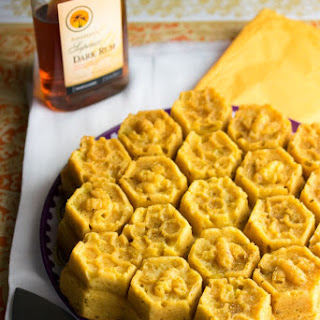 Ginger Mojito Cake