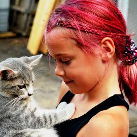 Truce by Beth Bowman - Babies & Children Children Candids (  )
