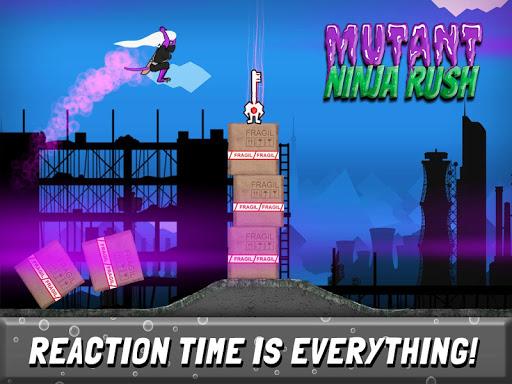Mutant Ninja Rush