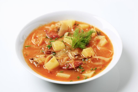 Soup recipes and Chicken soup - náhled