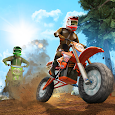 Free Motor Bike Racing - Fast Offroad Driving Game icon