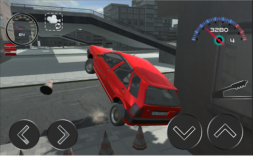 Car Similation Game 3D HD 7.2 DreamHackers 4