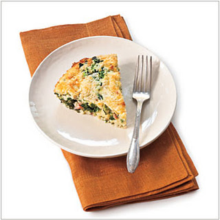 Baked Ham And Cheese Quiche Recipes