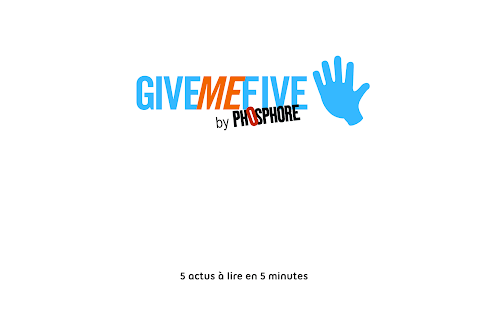 Give Me Five by Phosphore- screenshot thumbnail