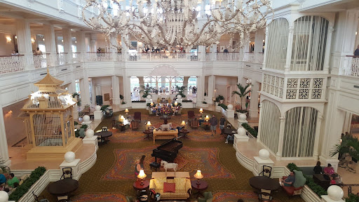 Work to begin on Grand Floridian Disney Vacation Club Rooms