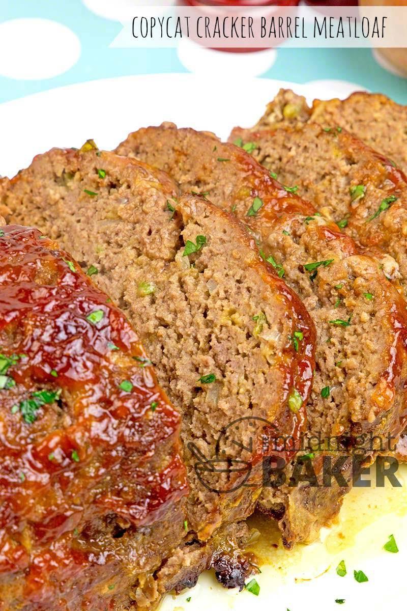 10 best meatloaf ritz crackers recipes