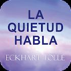 Eckhart Tolle La Quietud Habla icon