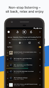 Acast - Podcast Player- screenshot thumbnail