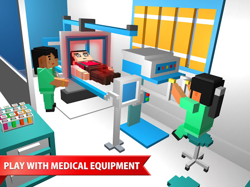 Hospital Craft: Building Doctor Simulator Games 3D 1.2 screenshots 8