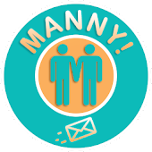 MANNY - Anonymous Stranger Gay Chat