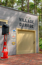 Photo: Village Garage. Pic from the Heritage Village photo collection.
