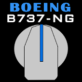 Boeing B737-NG cockpit trainer