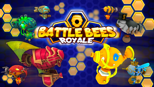 Code Triche Battle Bees Royale APK MOD screenshots 1