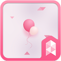 Sweet Pink Launcher theme icon