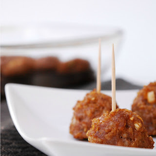 Asian Quinoa Meatballs (GF, DF, Egg, Peanut/Tree nut Free)