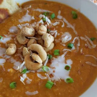 Vegetarian Mulligatawny Soup