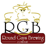 Logo of Round Guys Mistaken For Strangers