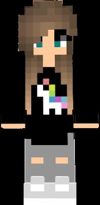 Unicorn Nova Skin - Skins para minecraft pe unicorn