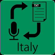 App Italian text to speech - speech to text APK for Windows Phone
