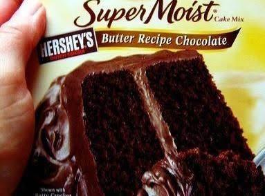 Turn Box Cake Mix To Gourmet Quality Cake