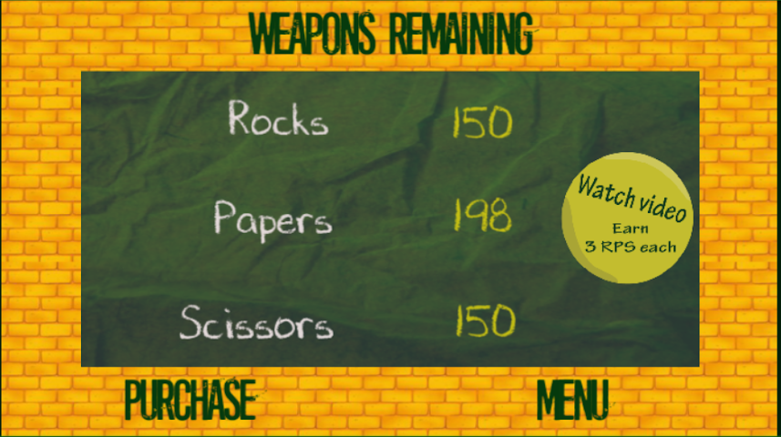 android Rock Paper Scissor! RUN! Screenshot 6