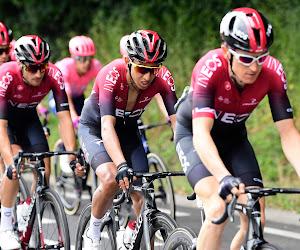 'Team Ineos start Tour de France met nieuw shirt en nieuwe naam'