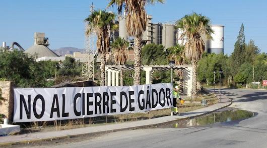 Cemex reactiva una fábrica en Mallorca y se abre una esperanza para Gádor