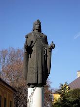Photo: Szent István szobra