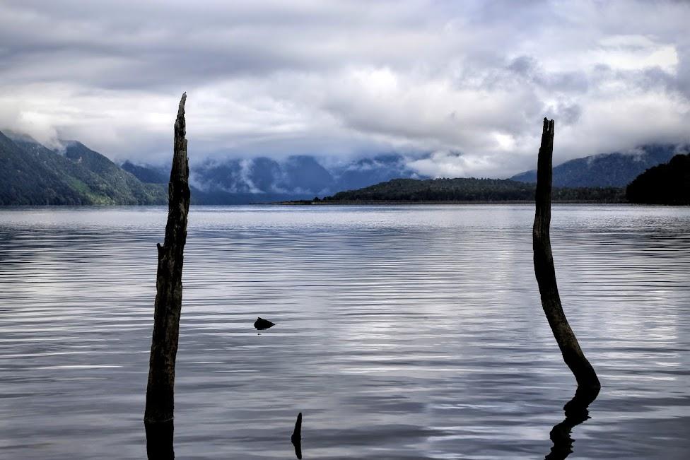 Nowa Zelandia - krajobraz, nowozelandzkie wspomnienia