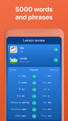 Learn 33 Languages Free - Mondly 7.8.0 Screenshots 6