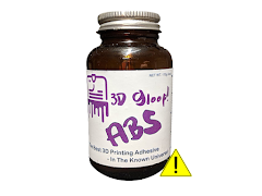 3D Gloop! ABS Gloop Brushtop Bottle - 120ml