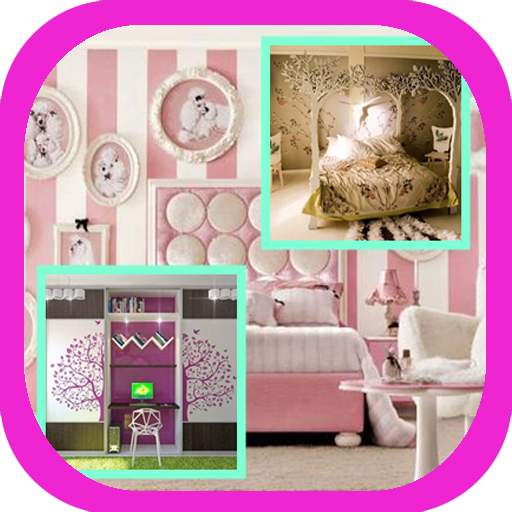 Girls Bedroom Decoration (app)