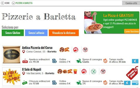 ProntoPizza screenshot 5