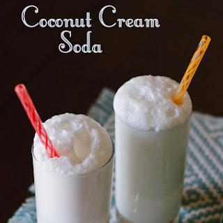 Coconut Cream Soda