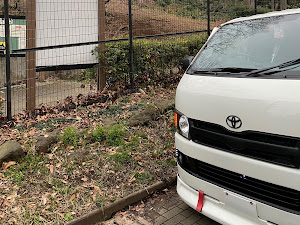 ハイエースバン TRH200V S-GL改 2010年式のカスタム事例画像 Makotin200さんの2020年02月21日17:39の投稿