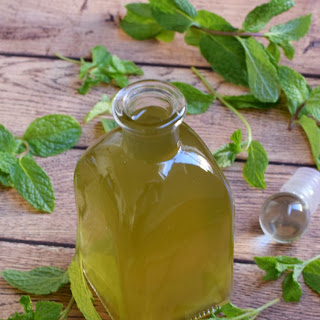 Peppermint Syrup Recipe