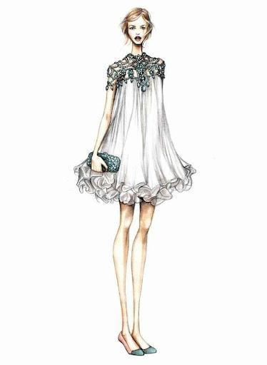 Fashion Sketch Ideas 1.0 screenshots 2