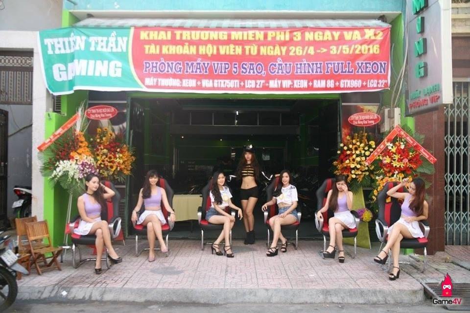 """Thêm một quán game tại Tp. Hồ Chí Minh mở dịch vụ """"cho thuê"""" Overwatch"""