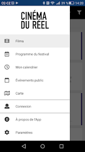Cinéma du réel for PC-Windows 7,8,10 and Mac apk screenshot 2