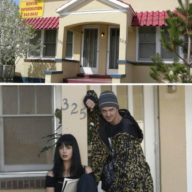 La casa de Jesse Pinkman en Breaking Bad