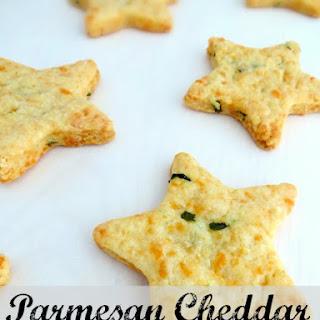 Parmesan Cheddar Basil Bites Recipe