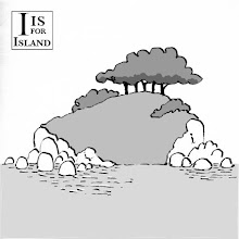 Photo: Maggie Ruddy - Alphabet of Physical Geography - I is for Island